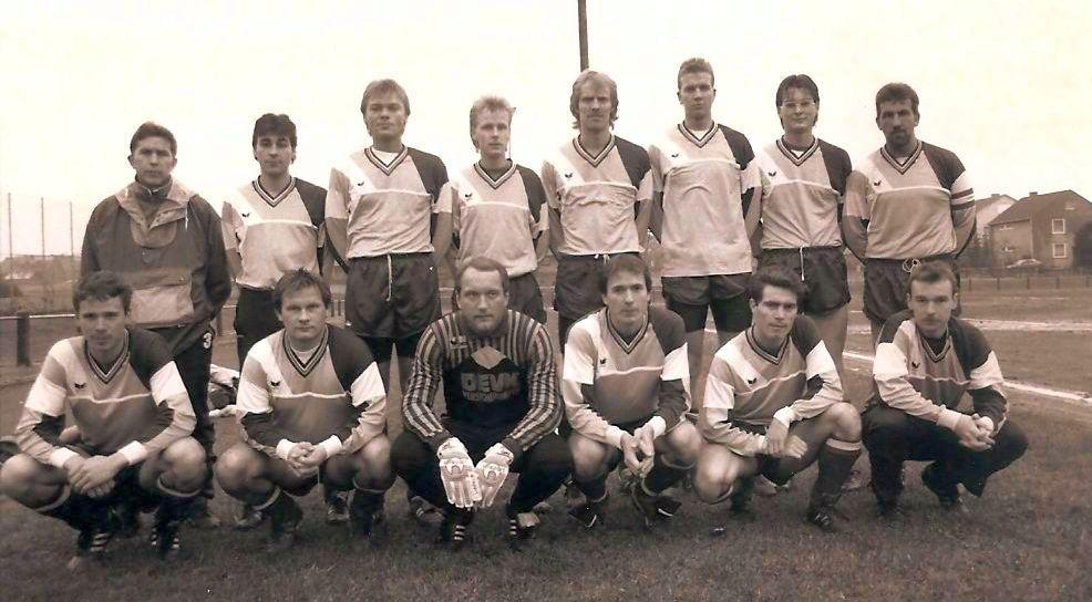 1. Mannschaft Saison 1990/91