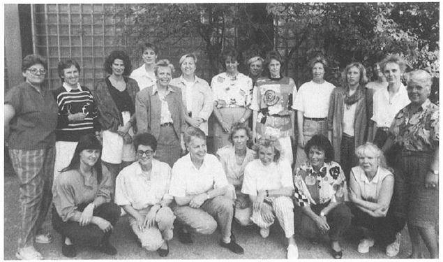 Damenturnen - 1991
