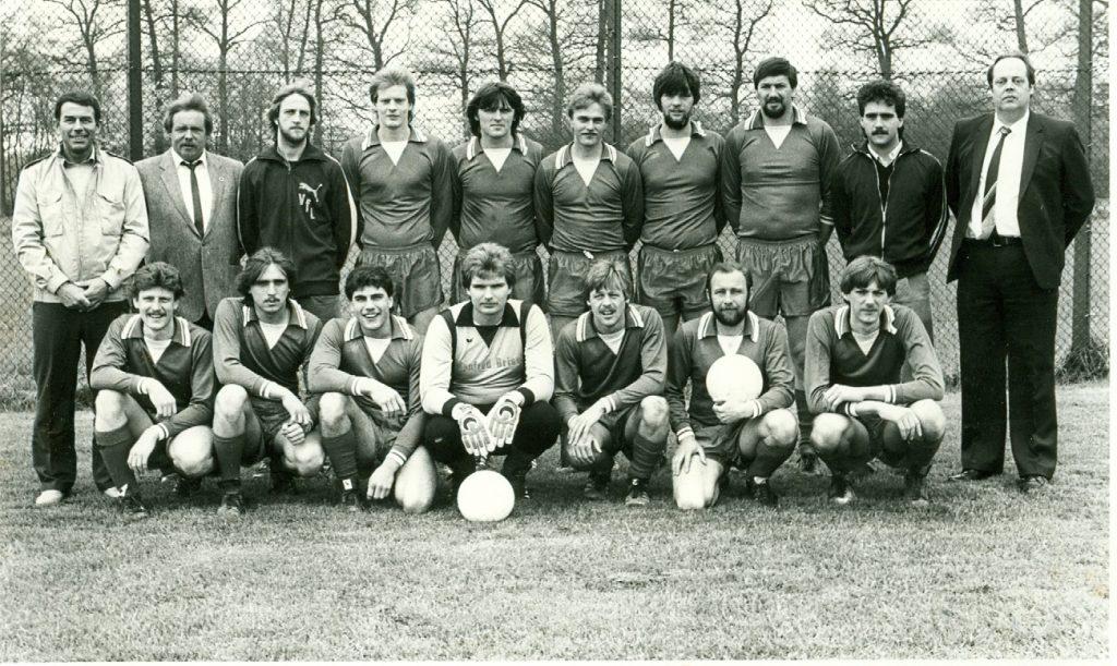 Reservemannschaft 1986
