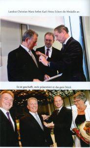 Verdienstmedaillle  K.-H. Eckert 03.09.10d